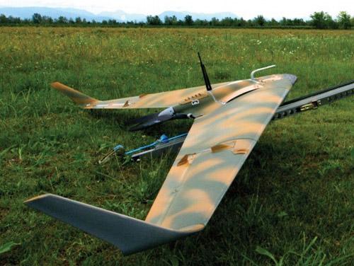 UAV and avionics